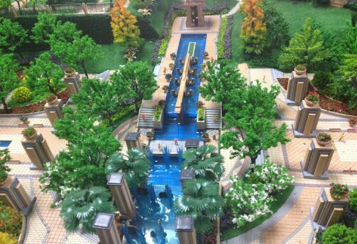 河南房地产销售模型公司,工业机械模型制作