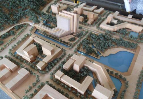 云南展厅规划模型制作,投标模型设计
