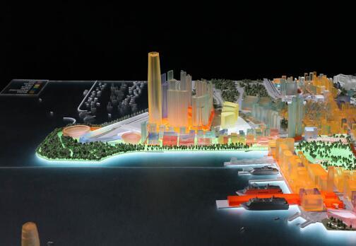 湖北房地产销售模型公司,展厅规划模型制作