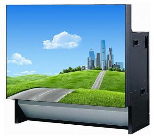赣榆全彩液晶拼接屏监视器广告机公司收费