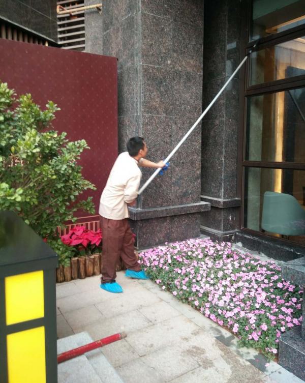 重庆怎样物业保洁多少钱方法