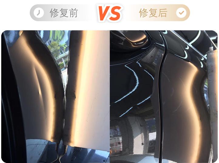 坂田哪里有汽车玻璃修复公司,彩色车身贴膜多少钱