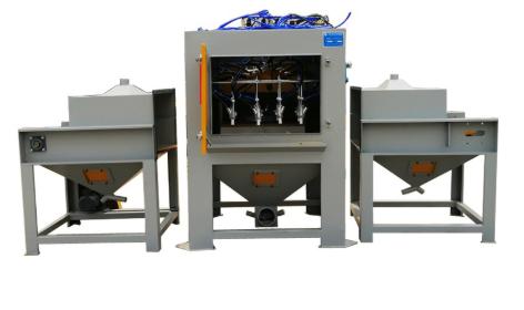 宁波转盘式自动喷砂机价格,液体自动喷砂机哪家好