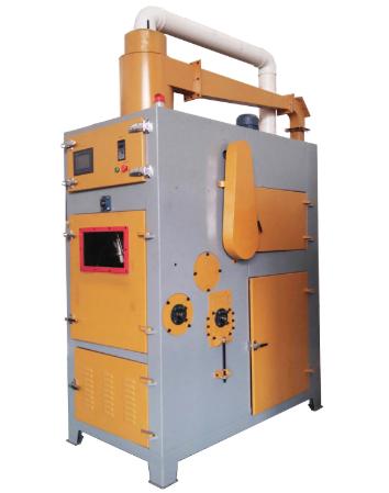 杭州转盘式自动喷砂机厂家,哪个牌子的喷砂机好用生产厂家