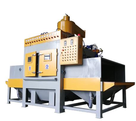 武汉湿式喷砂机厂家_生产抛丸机的工厂