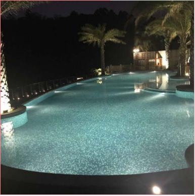 惠州私家泳池设备费用_别墅恒温游泳池报价