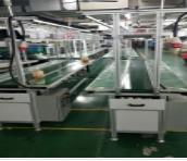广州装配输送线厂家,烘道输送机价格