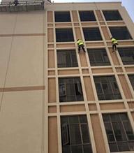 罗湖最大的写字楼外墙清洗服务统一电话