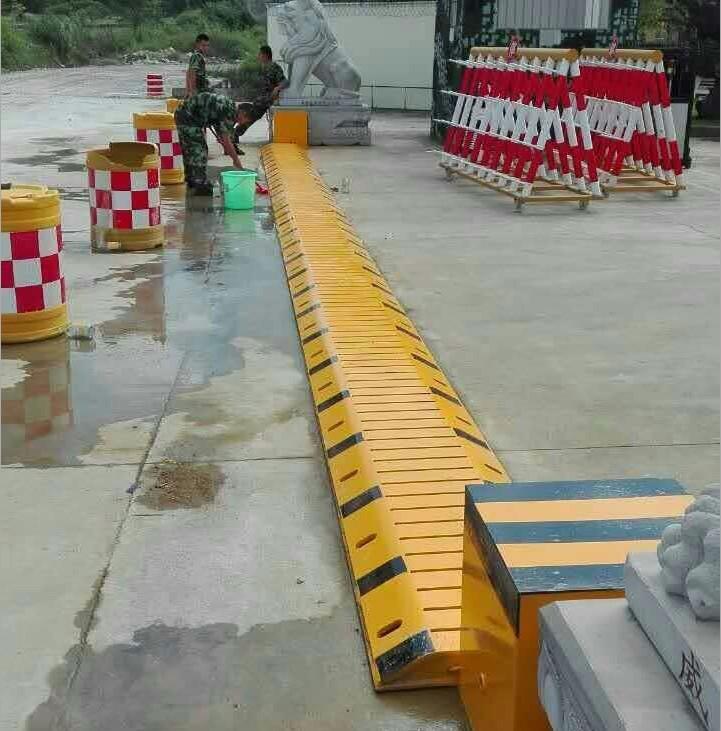 宁夏防撞柱生产厂家,90度转闸厂商