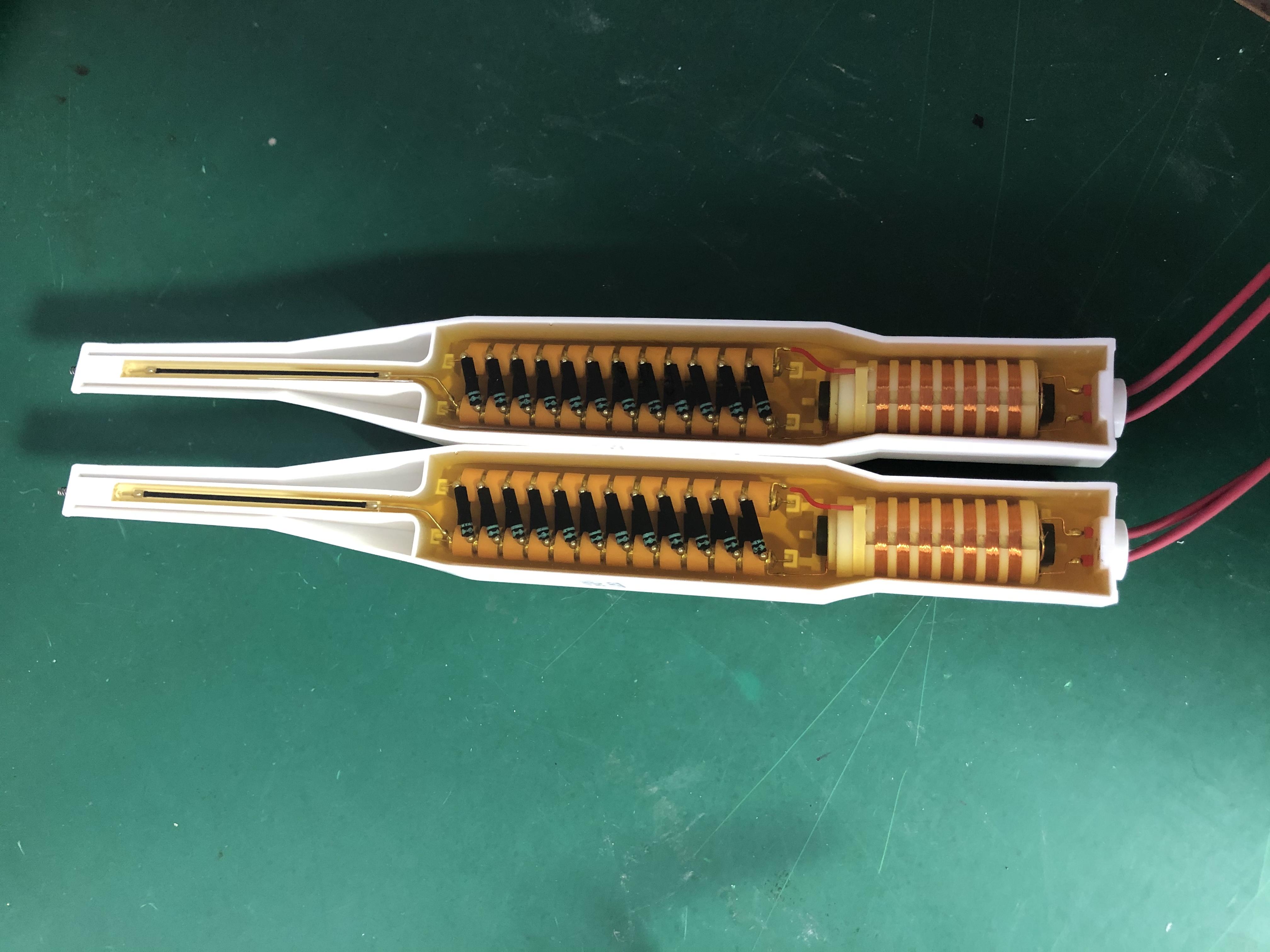 深圳瓦格纳尔喷粉机导电针价格,手动静电高压喷枪批发