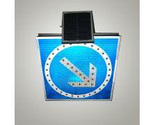 陕西隧道电光标志系列_太阳能黄闪慢字灯生产厂商
