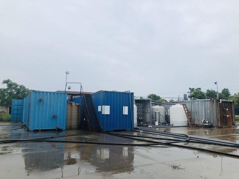 银川市应急渗透液处理厂家处理工艺好,厨余垃圾污水处理设备租赁